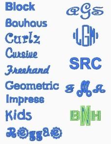 PWL Fonts